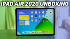 Apple iPad Air 2020 unboxing