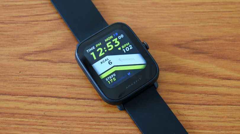 Amazfit Bip U review: Goodbye puny fitness bands