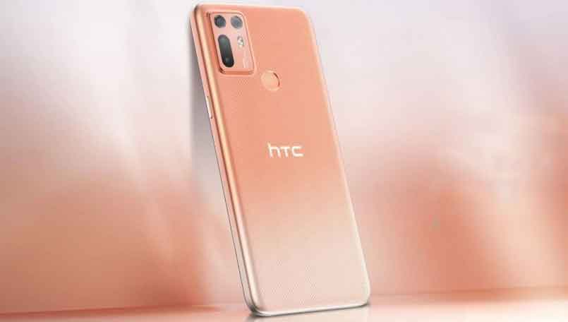 HTC Desire 20+ launched with 48-megapixel quad rear camera setup