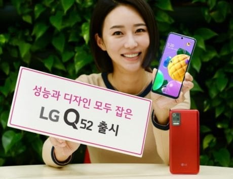 LG Q52 rugged smartphone is MIL-STD-810G rated for durability