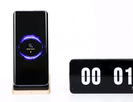 80W Mi Wireless Charging to recharge battery in 19 minutes