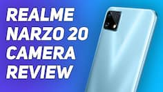 Realme Narzo 20 Camera Review