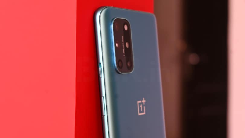 OnePlus Nord N10 design teased, borrows from the OnePlus 8T a lot