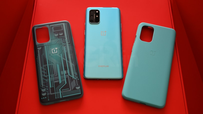 OnePlus 8T teardown video shows unique dual battery setup