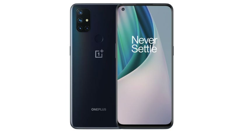 OnePlus Nord N10 5G receiving OxygenOS 10.5.9 update with January 2021 security patch