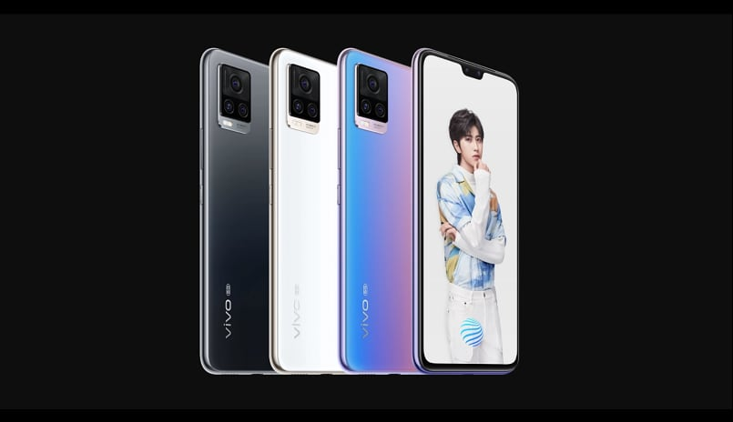 vivo V20 Pro 5G to launch by end of November: Snapdragon 765G chip, 44MP selfie camera and more