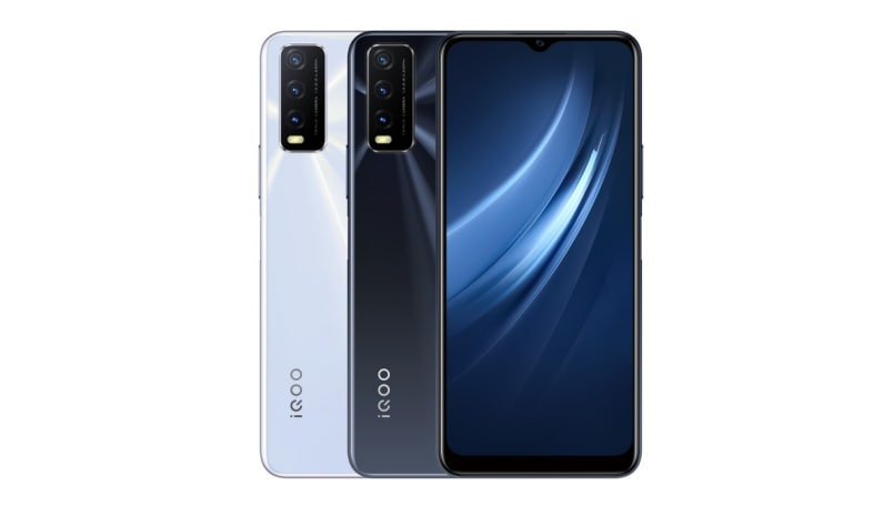 iQOO U1x unveiled in China: 5000mAh battery, Snapdragon 662 and more