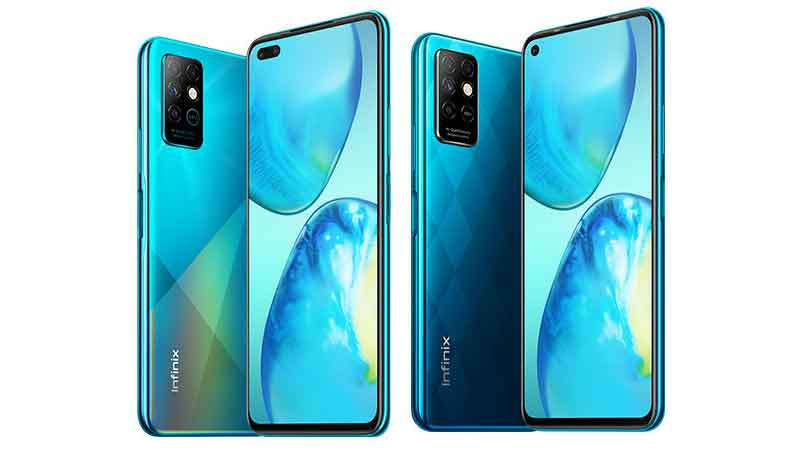 Infinix Note 8 and Infinix Note 8i launched with MediaTek Helio G80 SoC