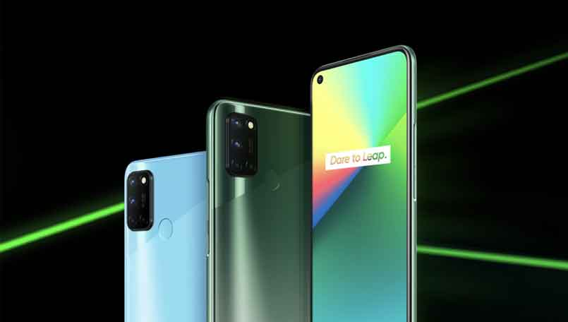 Realme 7i with Snapdragon 662, 5,000mAh battery launched in India; check details