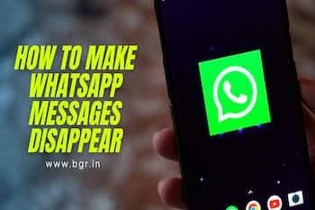 How to use the Whatsapp Disappearing Messages Feature
