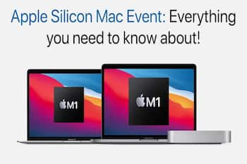 Apple Silicon Mac Event: Everything you need to know about