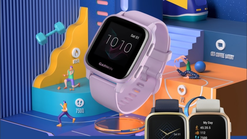 Garmin Venu SQ series of smartwatches launched in India: Price, availability, features
