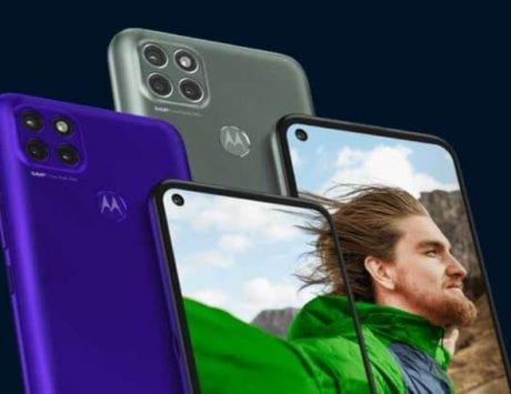Moto G9 Power launched with a 6000mAh battery