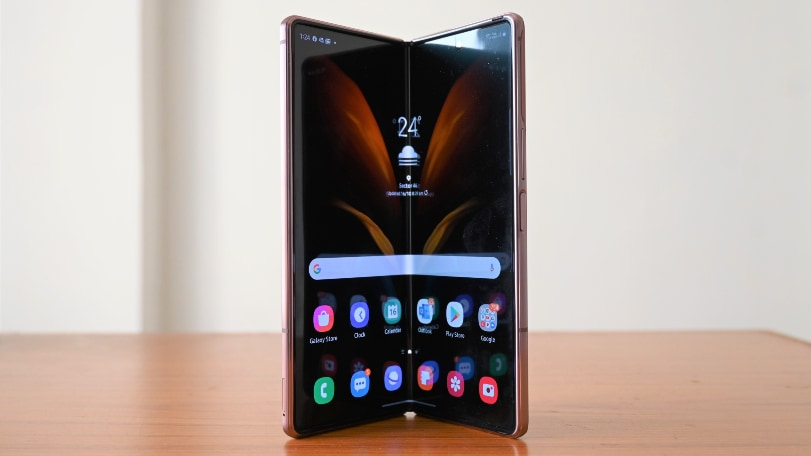Samsung Galaxy Z Fold 3 specifications leak again, hint at a compact design