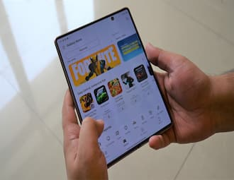 Samsung Galaxy Z Fold Tab to launch early next year with dual-hinge design