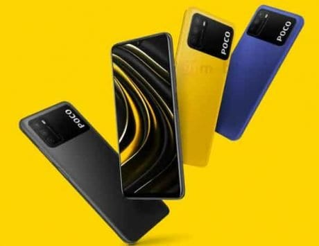 Poco M3 textured design revealed in leaked images ahead of launch