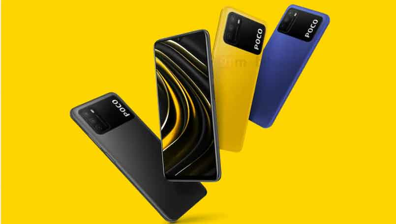 Poco M3 launched: Specs, price and everything else you need to know