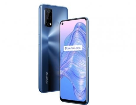 Realme 7 5G launched with 120hz display: Specs and price