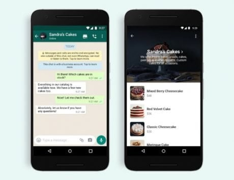 WhatsApp adds new Shopping button: Here's how it works
