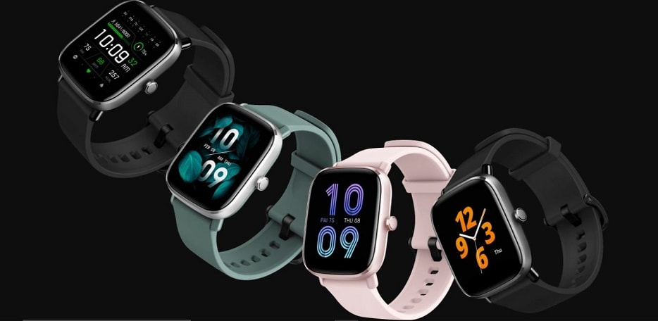 Amazfit GTS 2 Mini delayed delivery to accompany a free strap as compensation