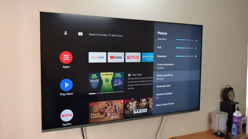 Xiaomi Mi QLED TV 4K 55 review: Feature-rich yet accessible | BGR India