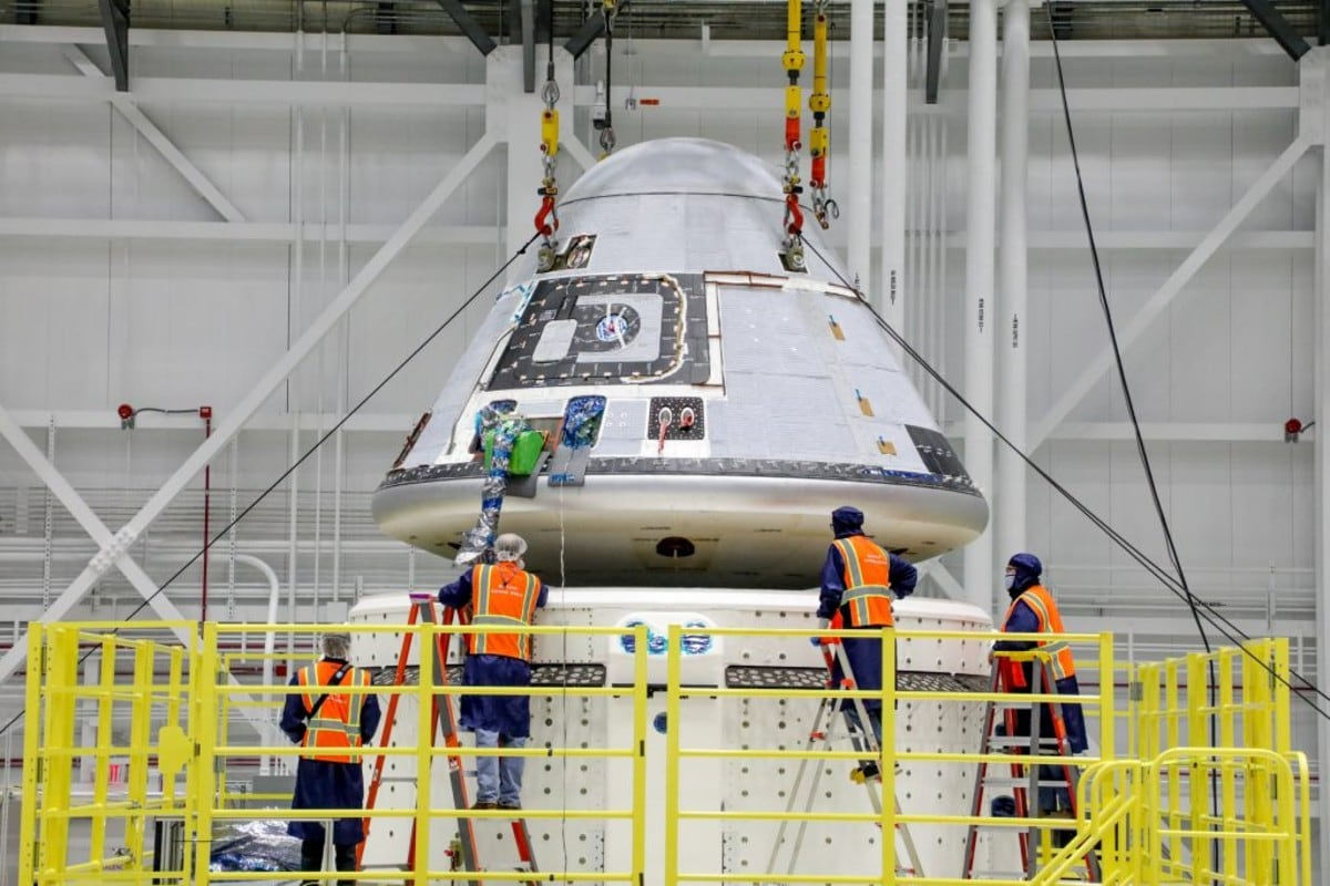 NASA announces Boeing Starliner OFT-2 mission date for Commercial Crew Program