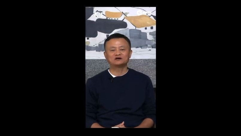 Jack Ma makes first public appearance after missing for months