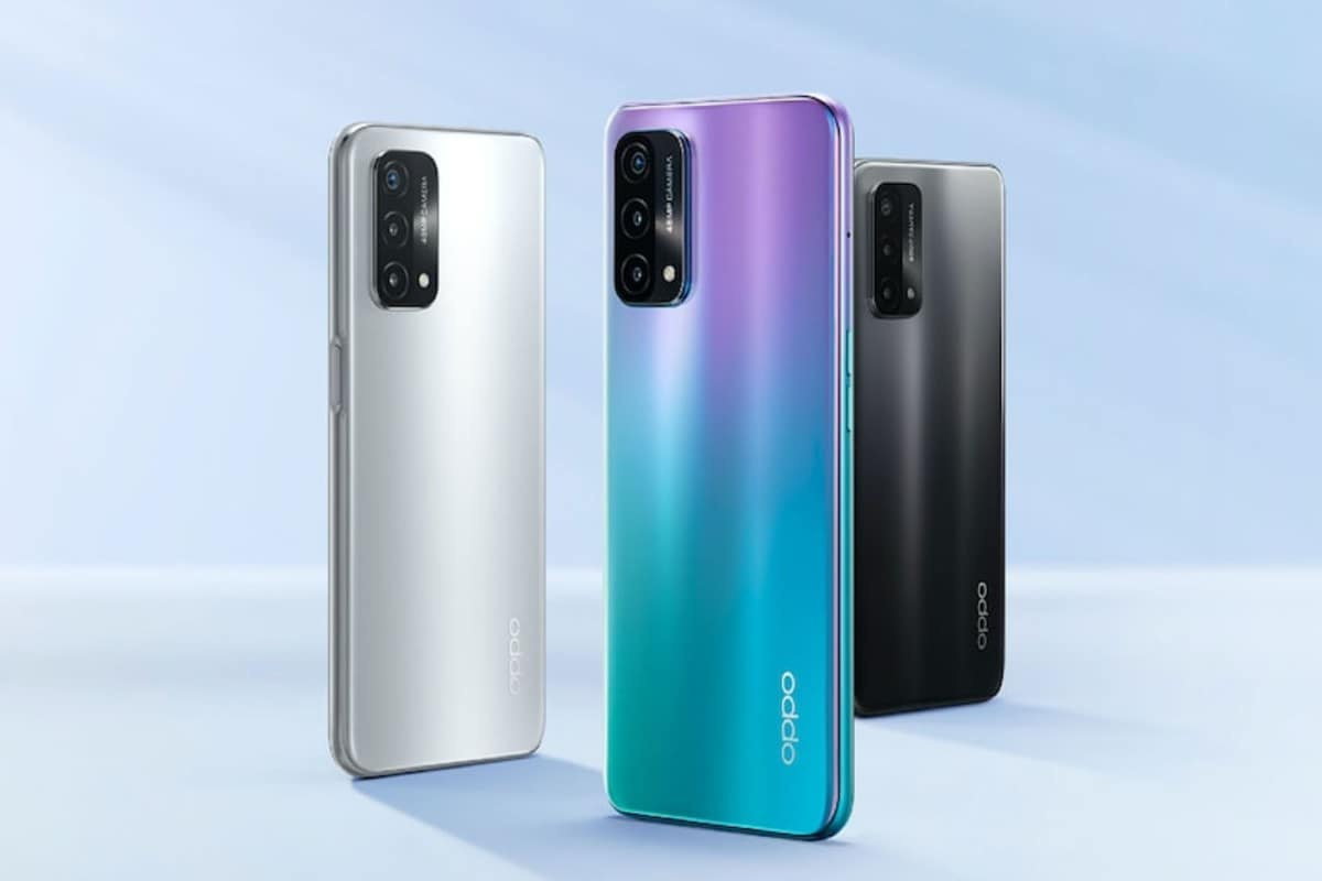 Oppo A93 5G launched: Price, specifications, availability