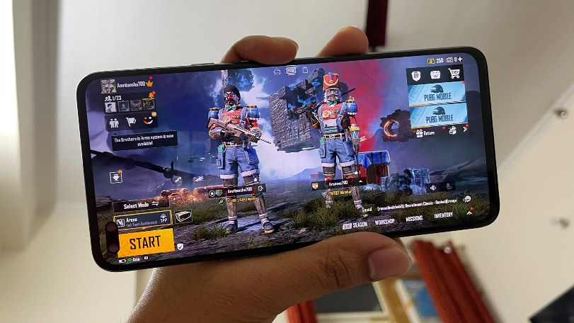 PUBG Mobile gameplay with/without VPN in India could be banned again