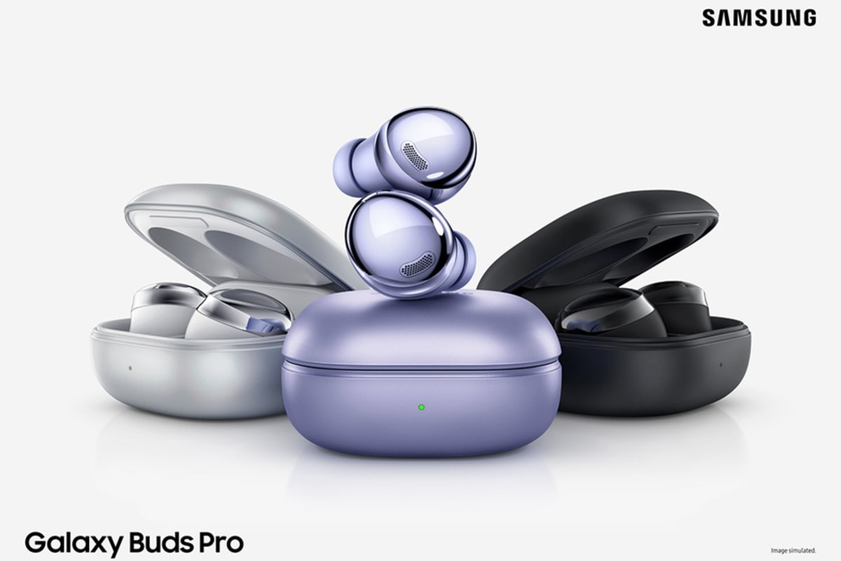 Samsung Galaxy Buds Pro receives first update with hearing enhancements, more features