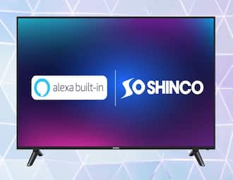 Shinco Alexa TVs launched during Amazon Republic Day sale