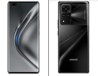 Honor V40 is scheduled for a January 22 launch, here's a look at the leaked images