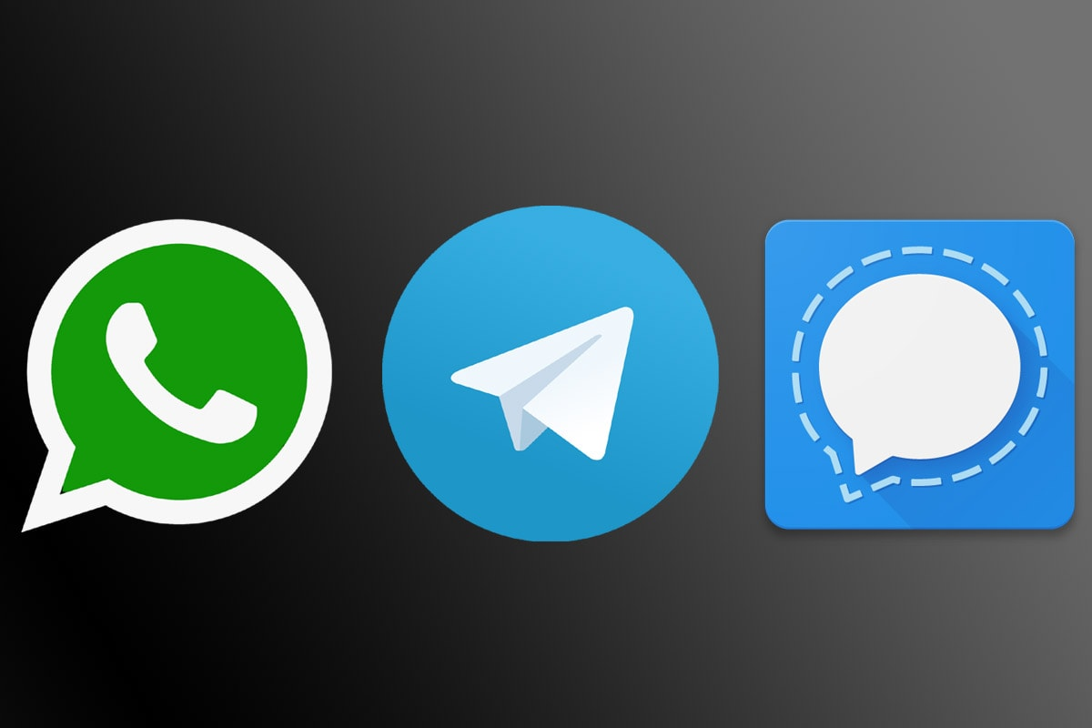WhatsApp vs Signal vs Telegram: The best messaging app for you?
