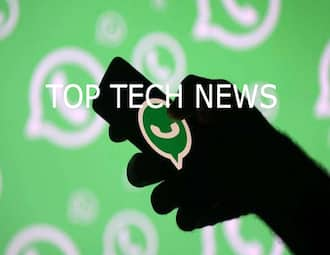 Here are the top tech news today