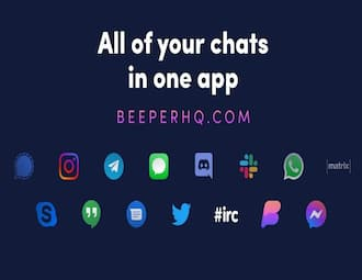 Beeper app will bring iMessage to Android