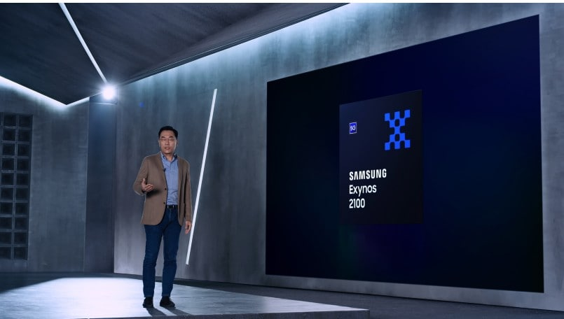 Samsung Exynos 2100 launched at CES 2021