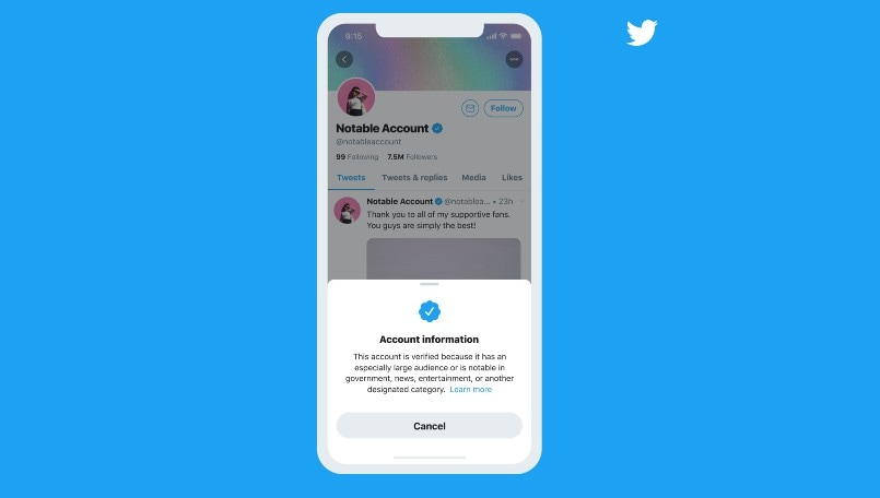 Twitter restarts verification process: How to apply for blue ticks