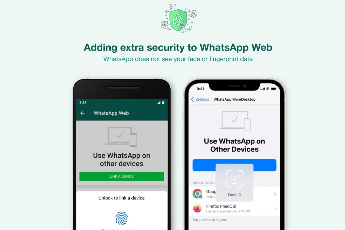 WhatsApp adds biometric authentication to log in to Web, desktop: Here's how to use