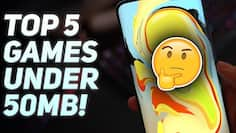 Top 5 Games Under 50MB: Check the list here