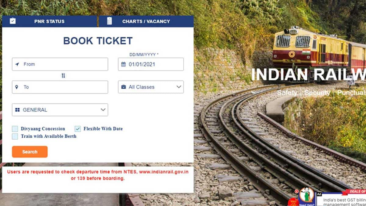 IRCTC app: How to book train tickets online on mobile phone
