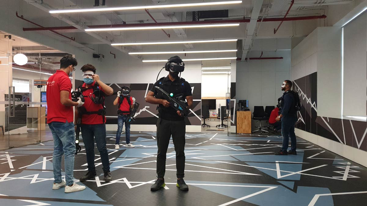 Future of VR gaming is now closer to your doorsteps and your pockets