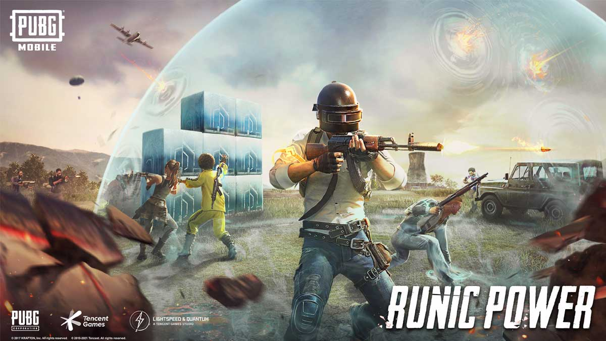 PUBG Mobile 1.3 update now rolling out: New Hundred Rhythms mode, firearms, download APK