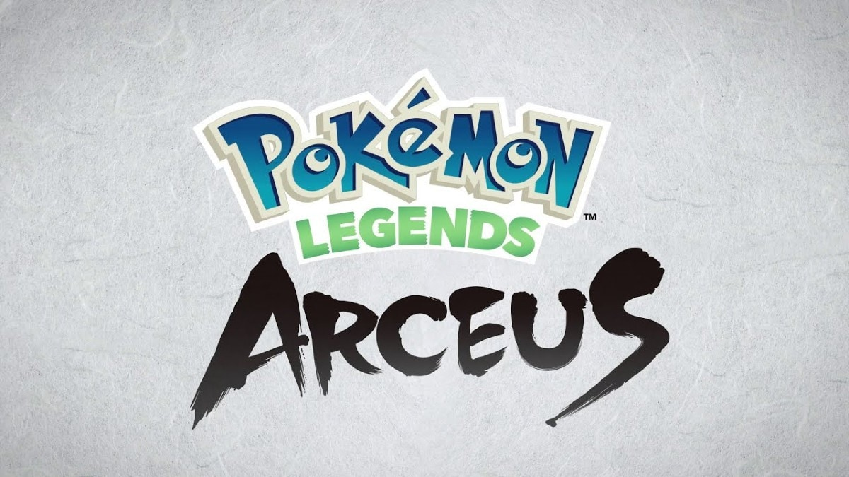 Pokemon Legends: Arceus launch date announced for Nintendo Switch - BGR India