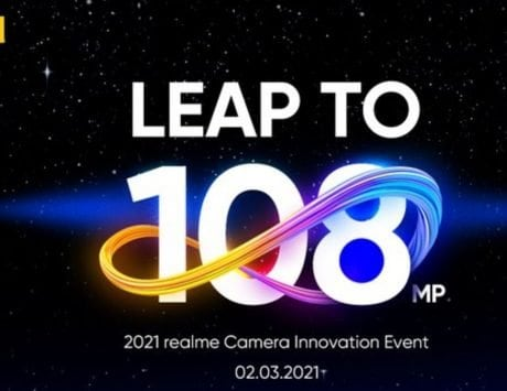 Realme 108MP camera event: Realme 8 series launch date could be announced?