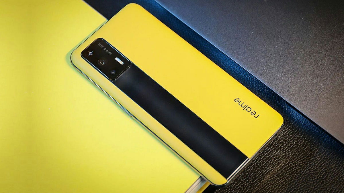 Realme GT 5G India launch confirmed for November, Realme Book coming by the end of 2021