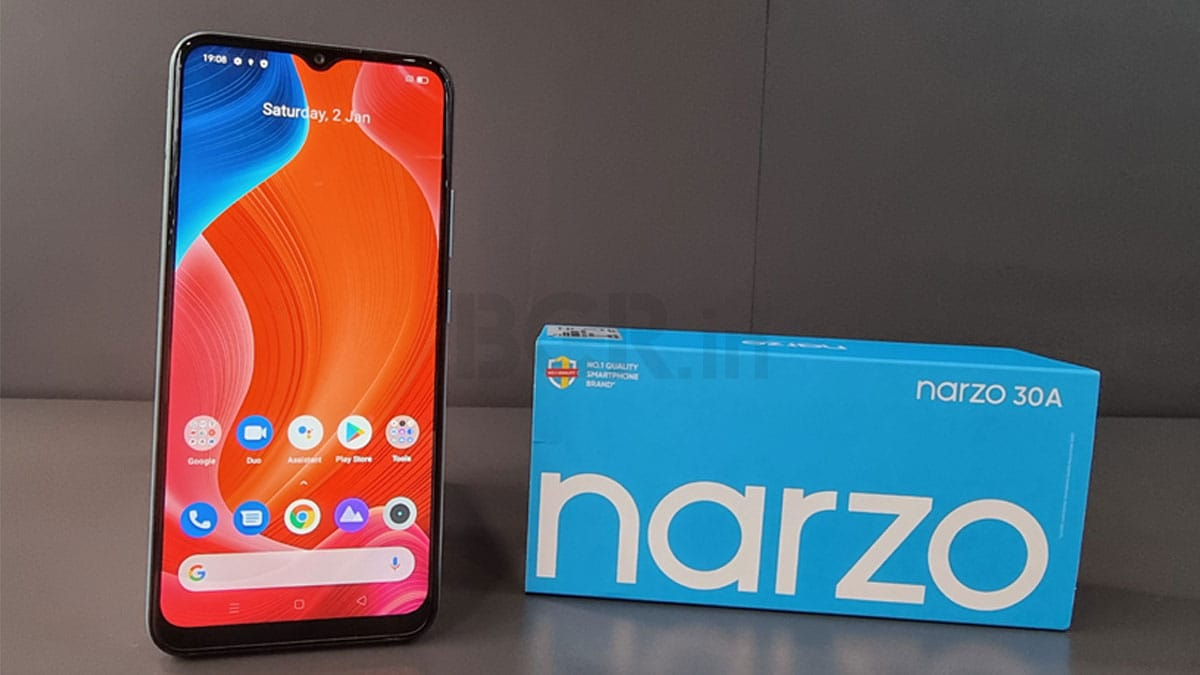 Realme Narzo 30A to go on sale today at 12PM on Flipkart, realme.com: Price in India, specs, offers