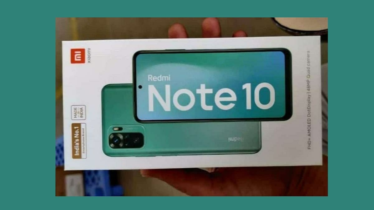 Redmi Note 10 series prices leaked ahead of India launch, could be more expensive this year