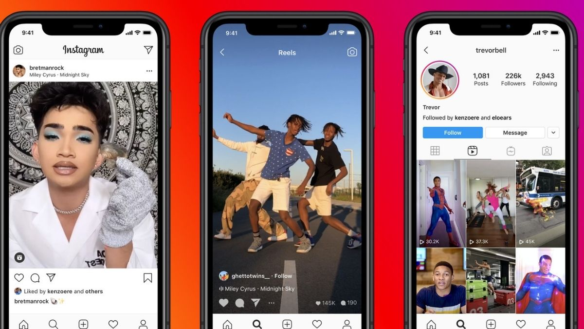 Facebook brings TikTok like Reels feature to Instagram Lite app
