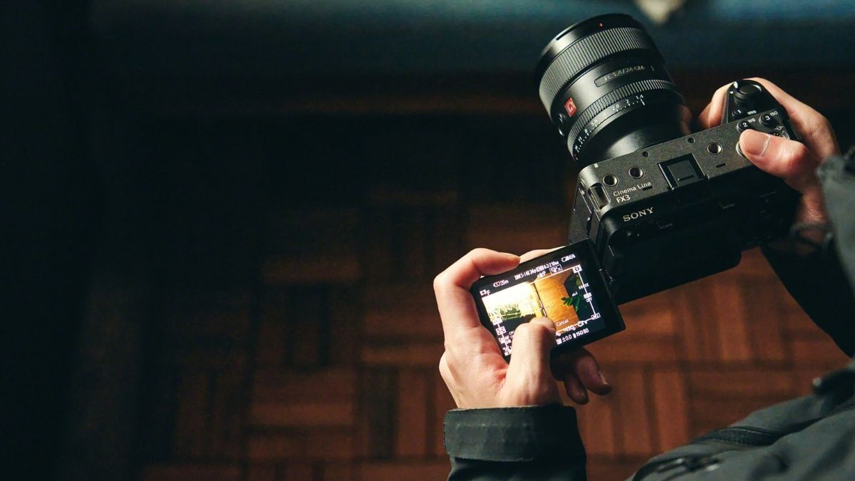 Sony FX3 cinema camera with 4K video, S-Cinetone launched: Features, price