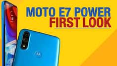 Moto e7 Power launched in India: Price, specifications